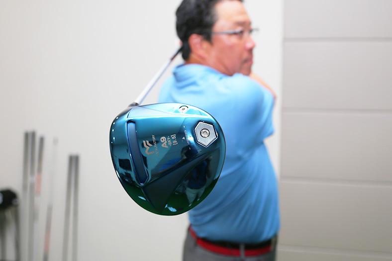 初速がとにかく速い!ルール上限ギリギリ メタルファクトリー『A9 SKY』  朝日ゴルフ METALFACTORY『A9 SKY』
